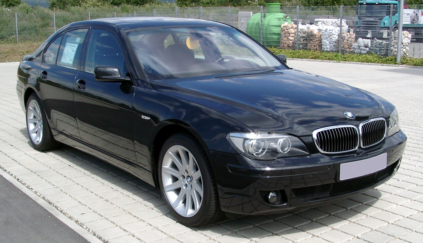 bmw seria 7 e65 facelift dezmembrari bmw cluj. Black Bedroom Furniture Sets. Home Design Ideas